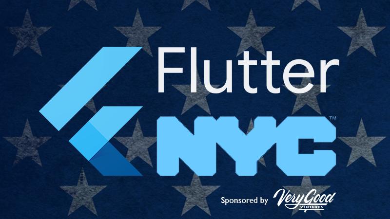 New York Flutter Developer Meetup