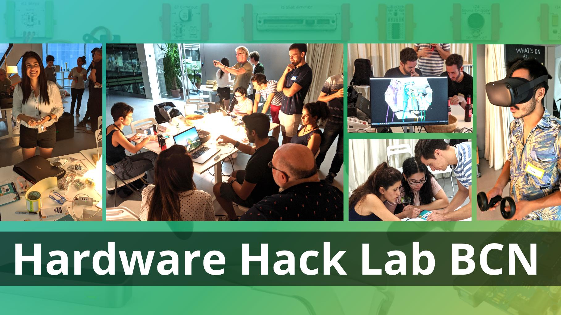 Hardware Hack Lab BCN