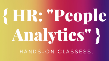 Digital HR & People Analytic Classrooms