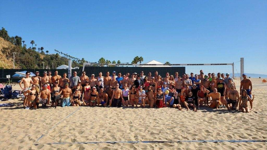 West LA Beach Volleyball