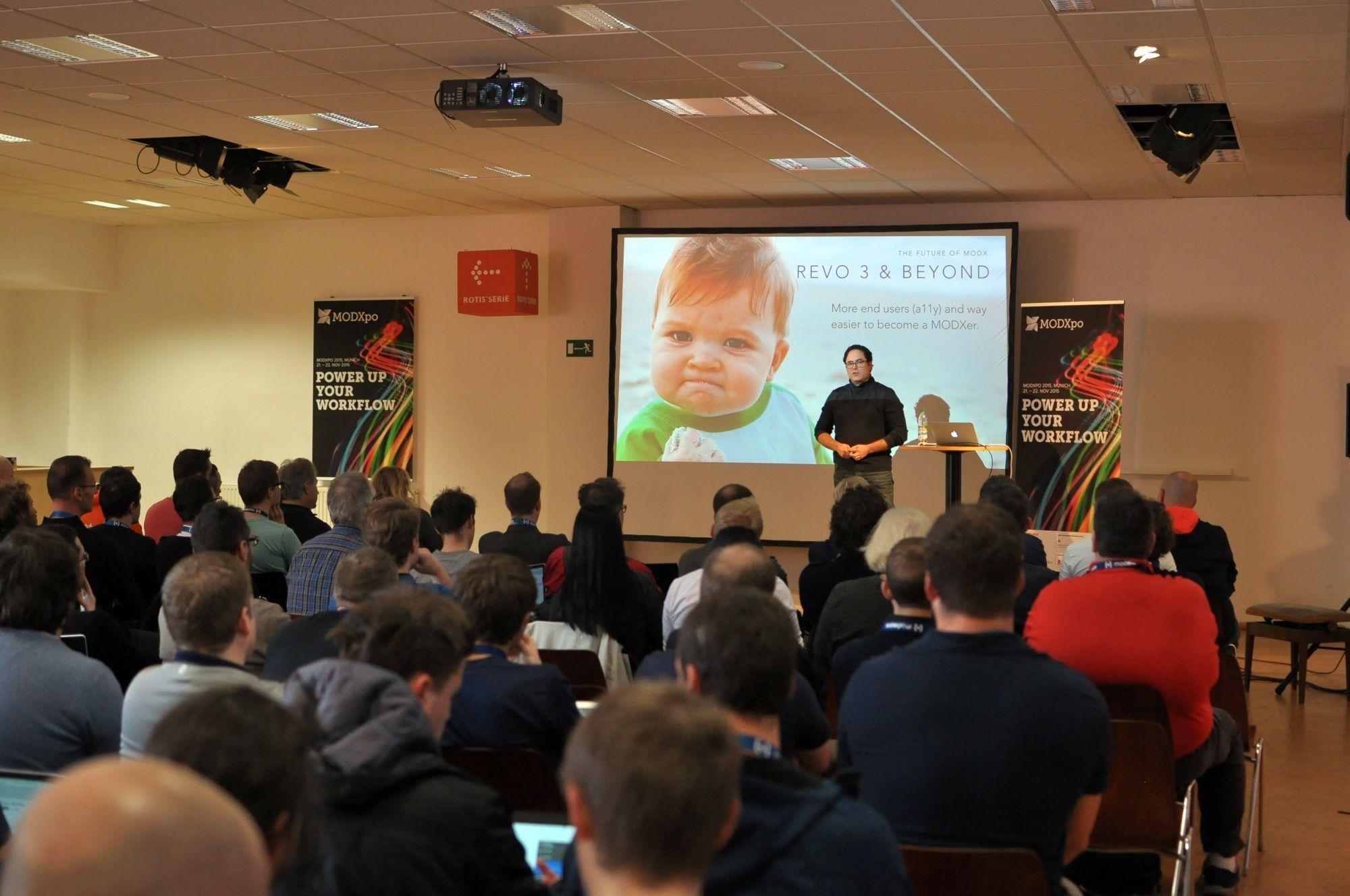 MODX Meetup München