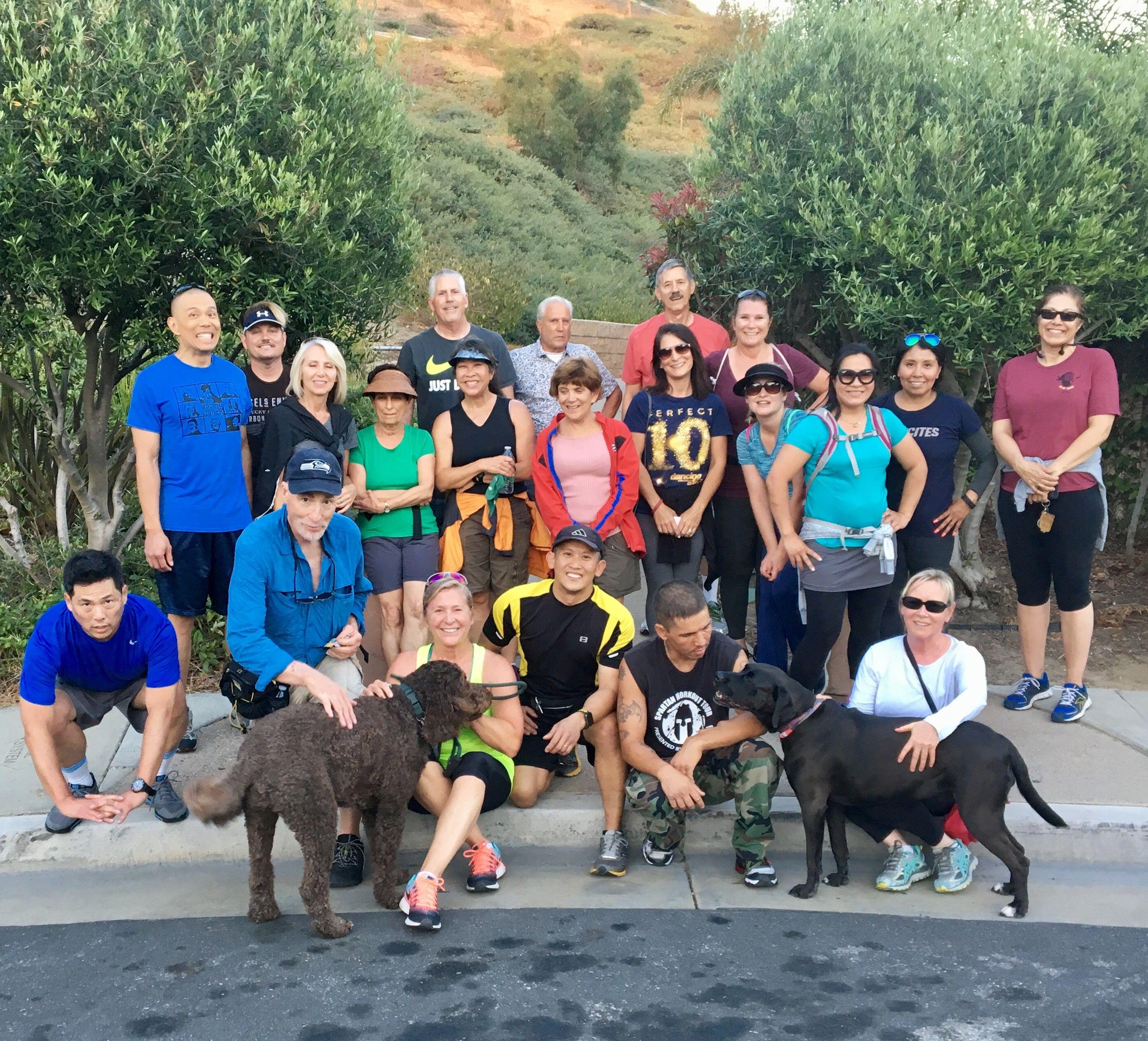 The Signal Hill Hiking Club