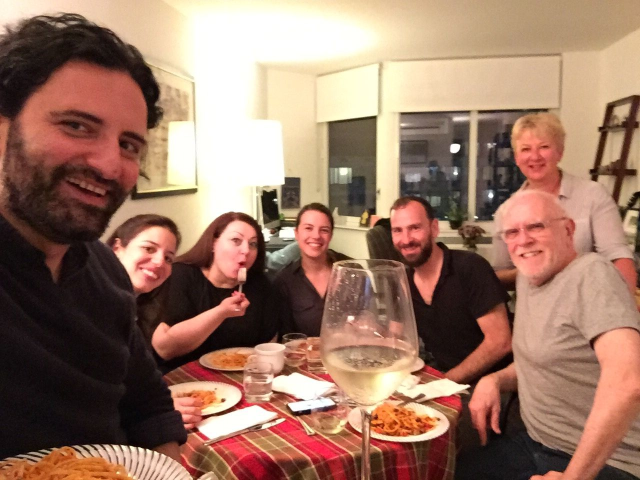 Italian Cooking aClasses with Fun & Prosecco!