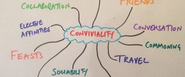 Convivial & Challenging Discussions /SCHOOL FOR CONVIVIALITY