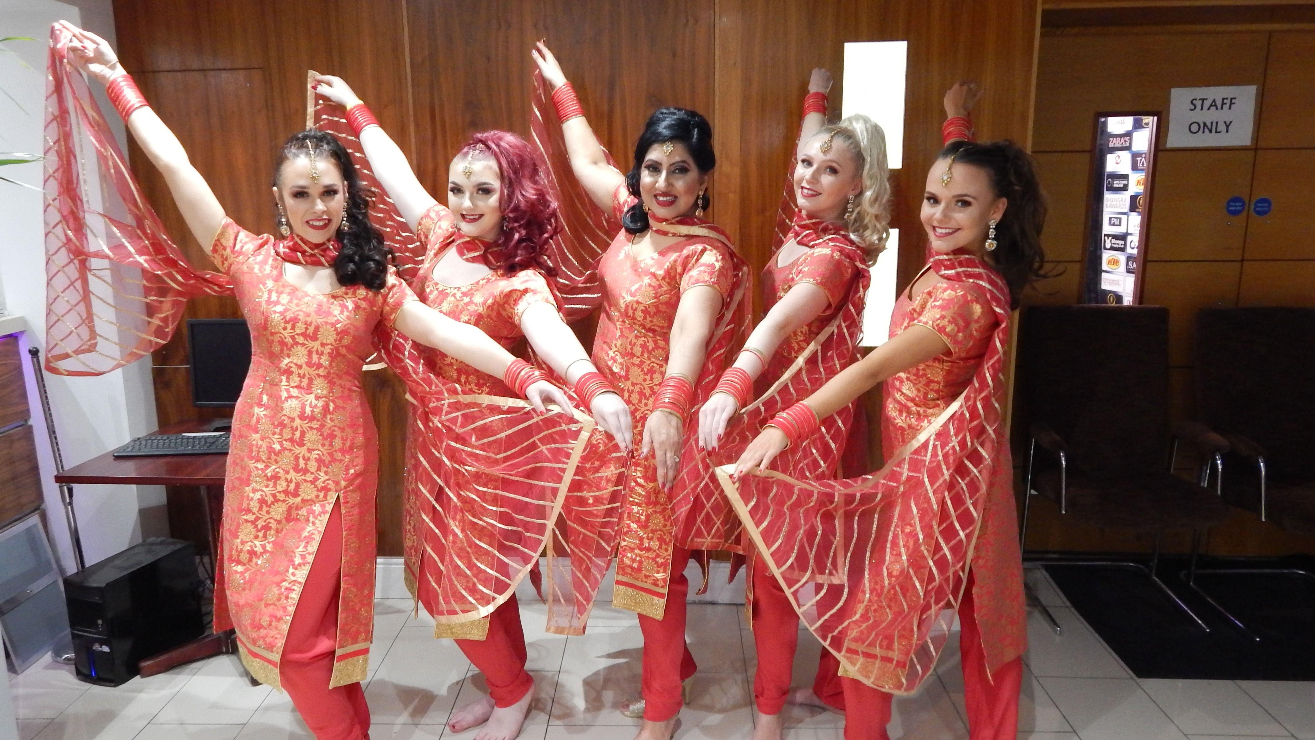 Ladies  Bhangra/Bollywood Dance Classes