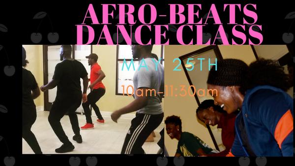Afro Beats Dance Class  | Meetup