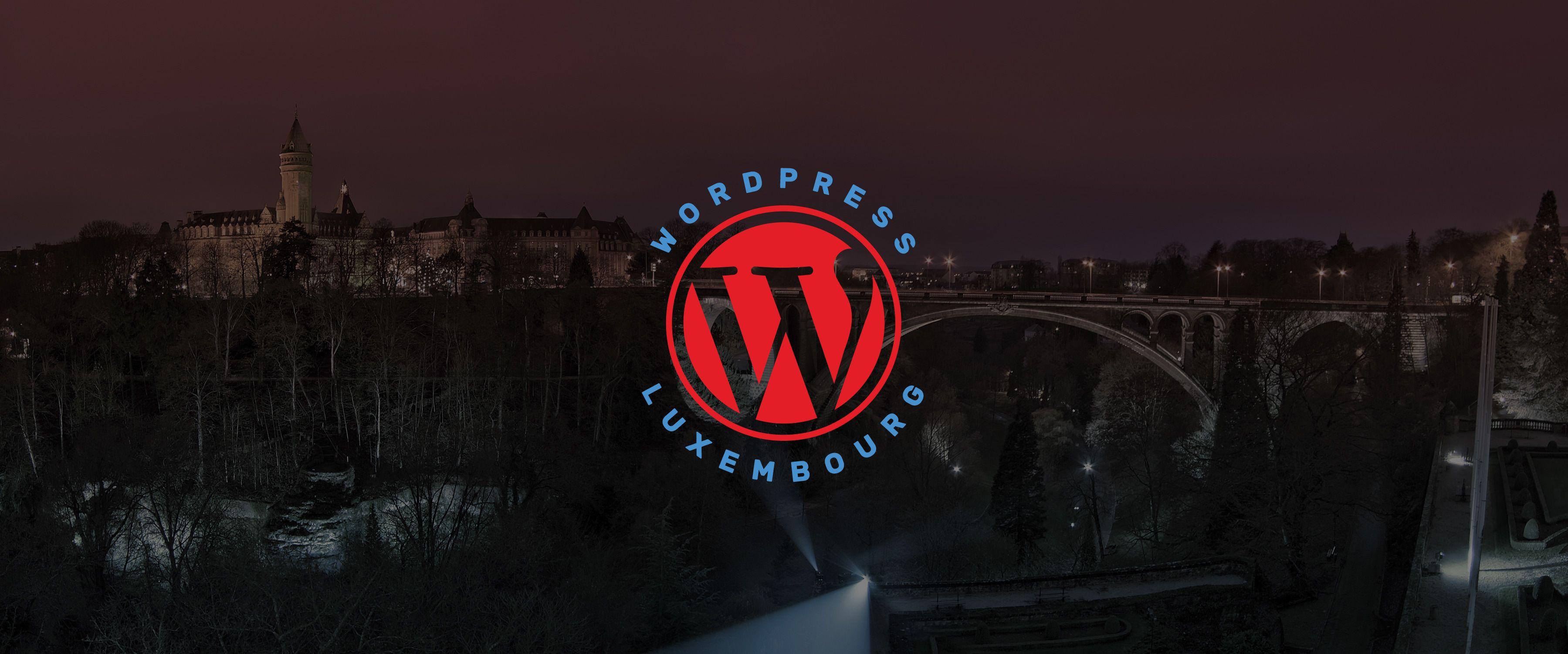 WordPress Meetup Luxembourg