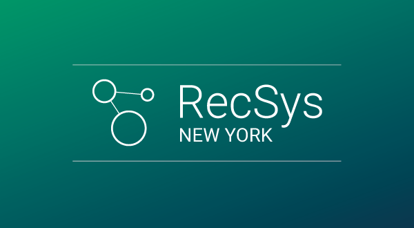 RecSys New York City