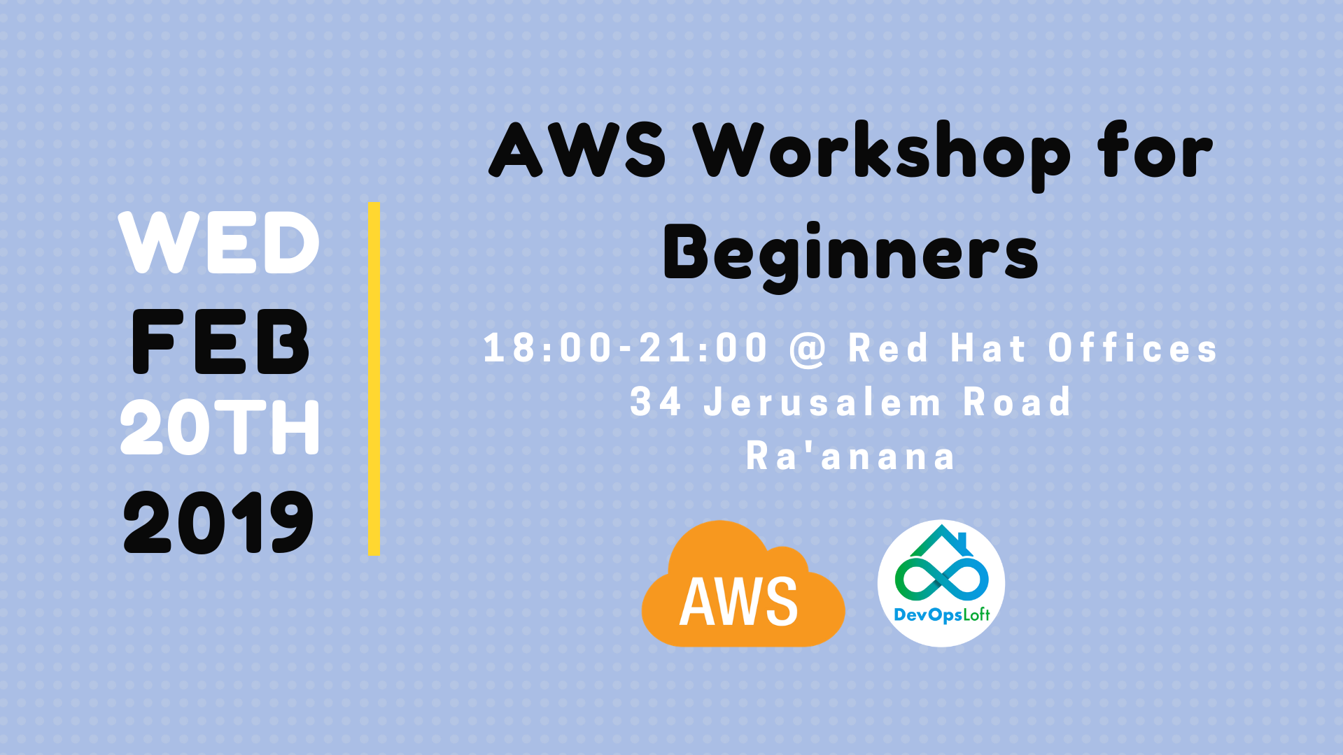 AWS workshop for beginners