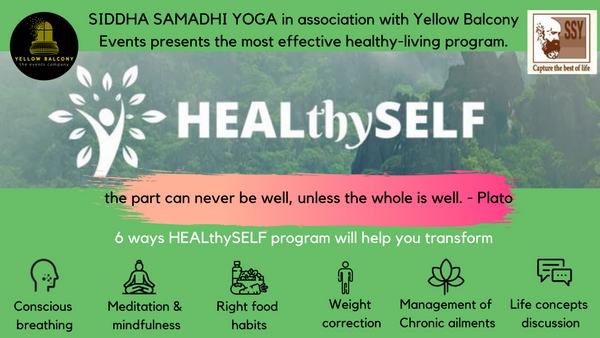 Healthyself Free Intro Session Meetup