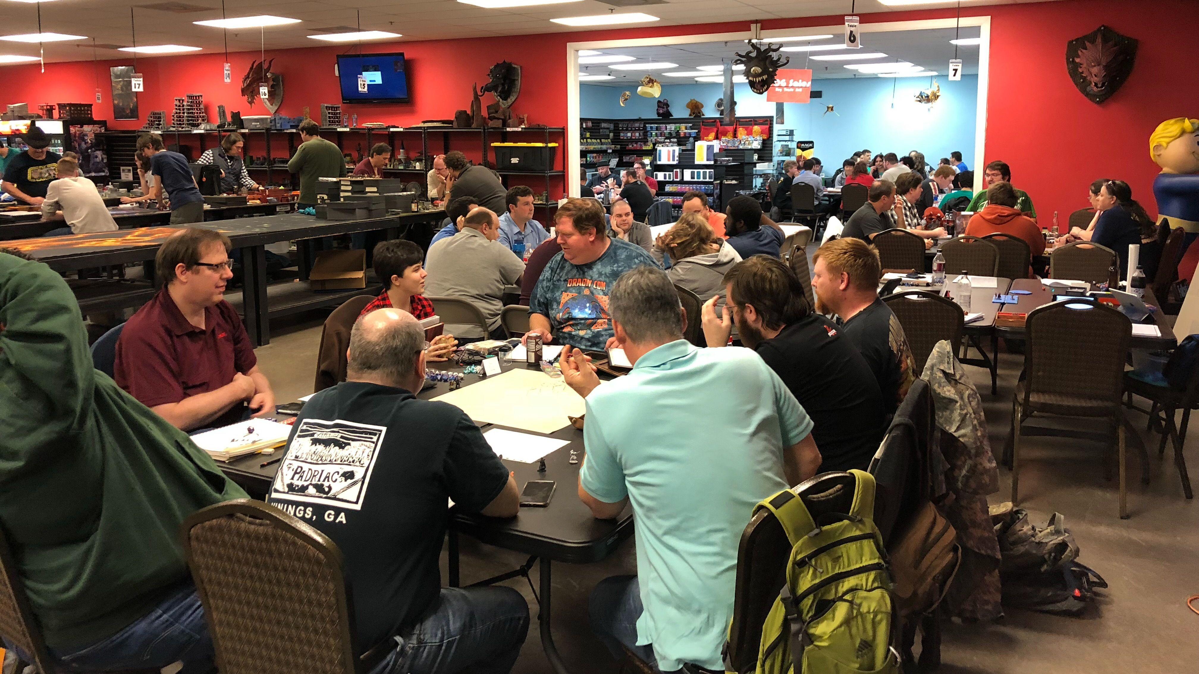 The Atlanta Gamers Guild