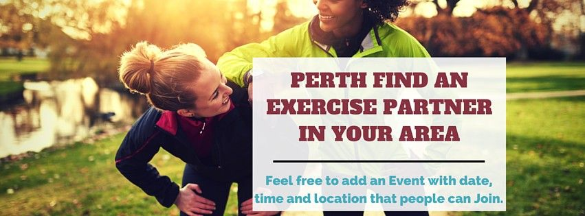 Perth Find An Exercise Partner In Your Area
