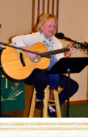 Northwest Guitarists and Singers