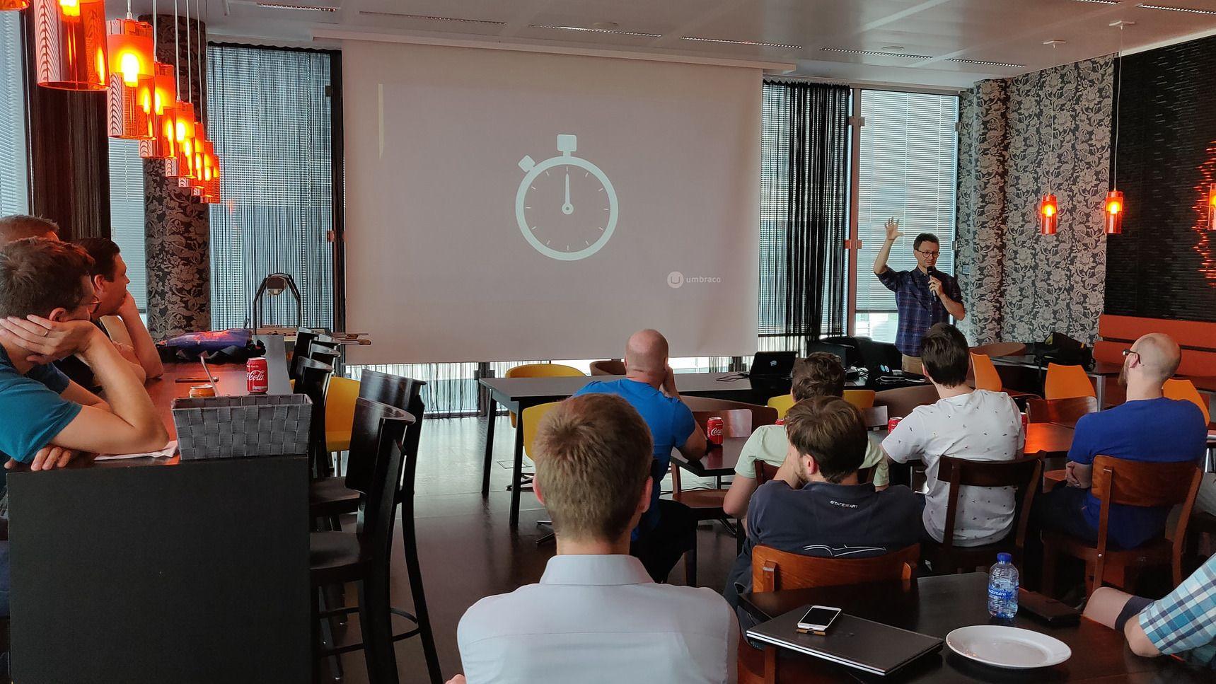 Belgian Umbraco User Group Meetup