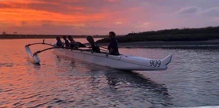 Kapolioka'ehukai Outrigger Canoe Club Paddling Meetup