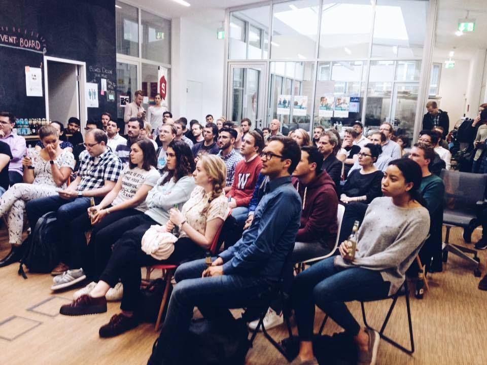 Hackers / Founders Berlin