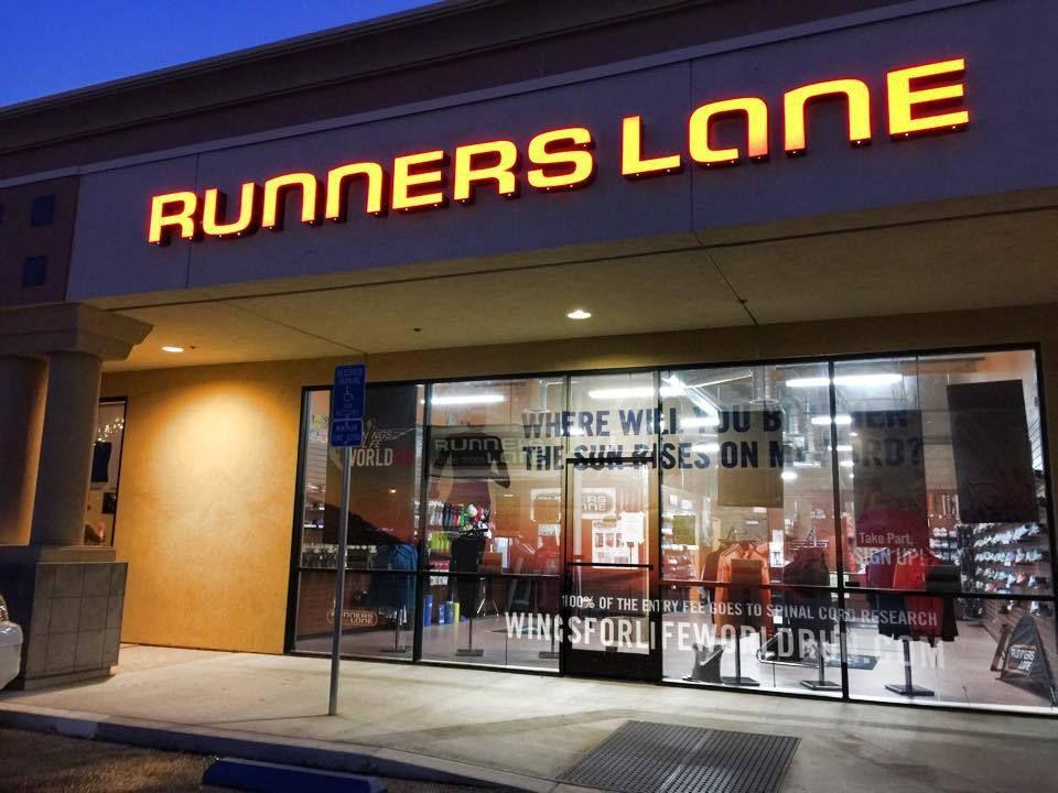 Team Runners Lane Monday Mud Run Training Group