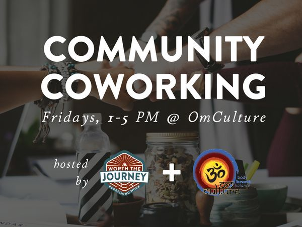 event in Seattle: Community Coworking for Heart-Centered Entrepreneurs