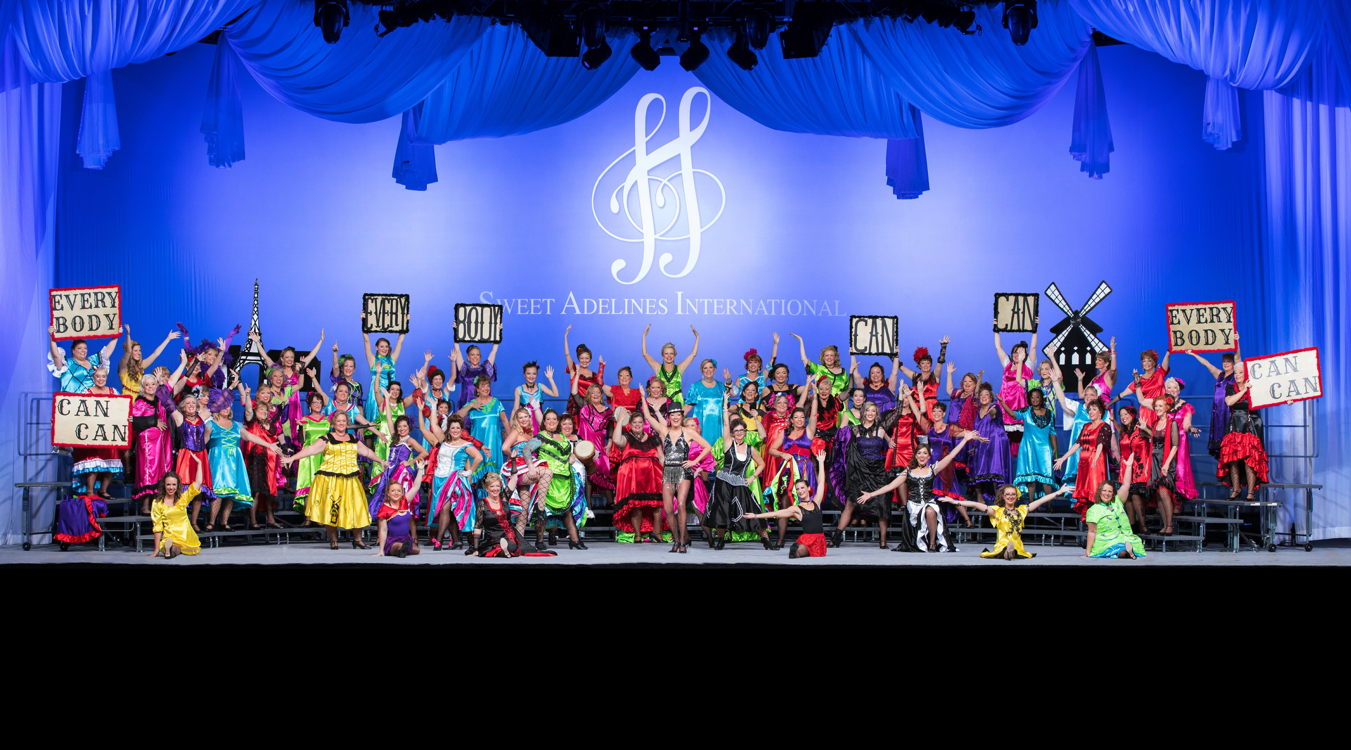 Song of Atlanta Show Chorus