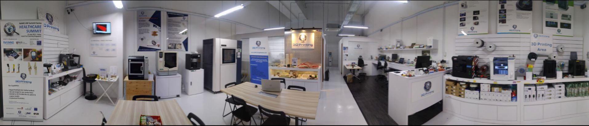 Singapore 3D Printers Meetup