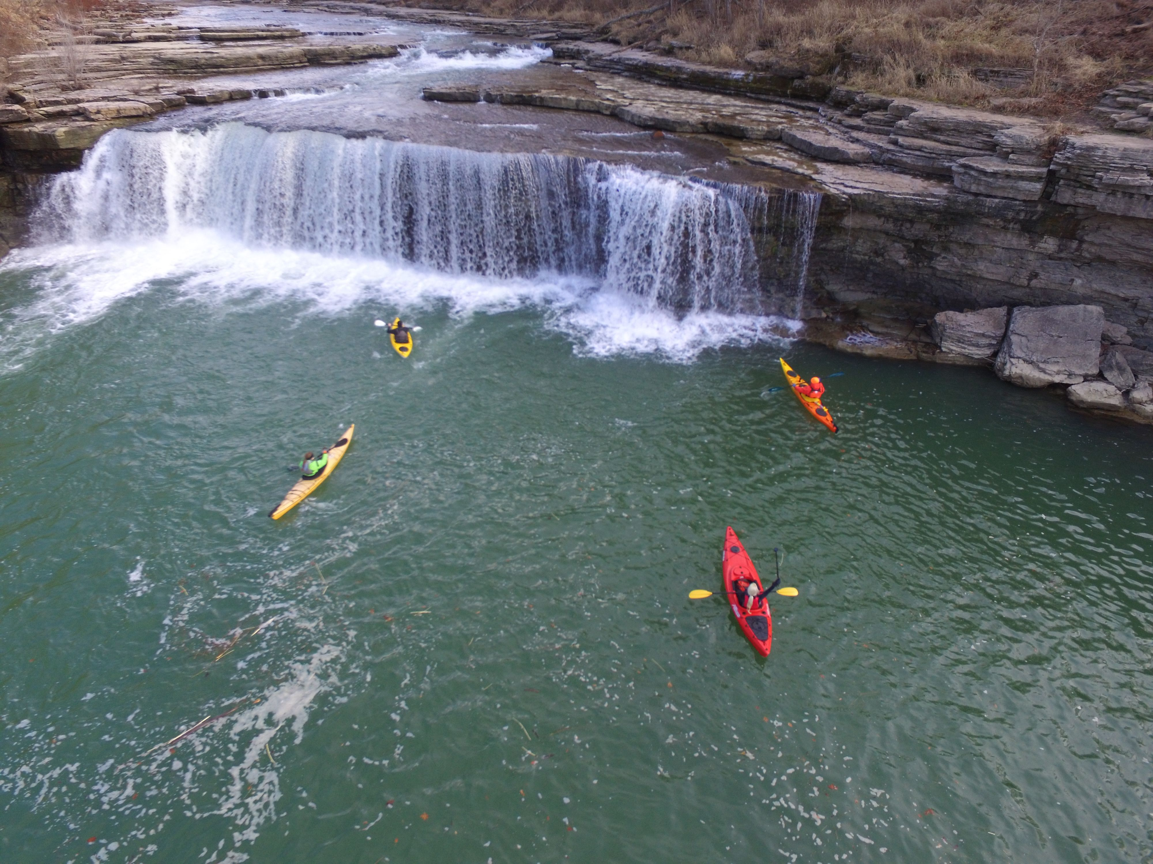 IYAK - Indiana Kayakers
