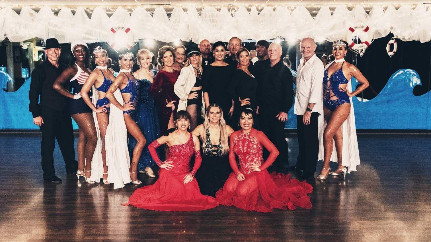Temecula Valley Ballroom Dance Club