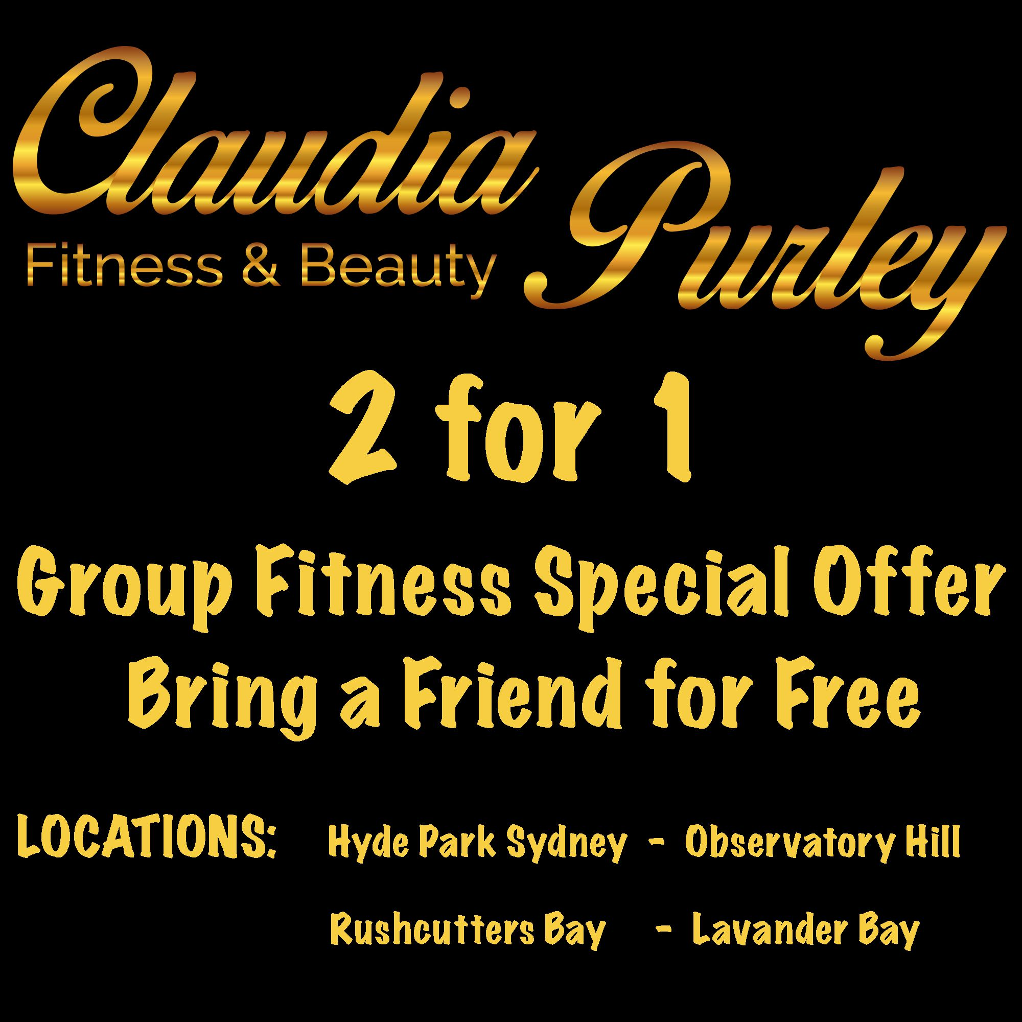 Sydney Group Fitness Meetup