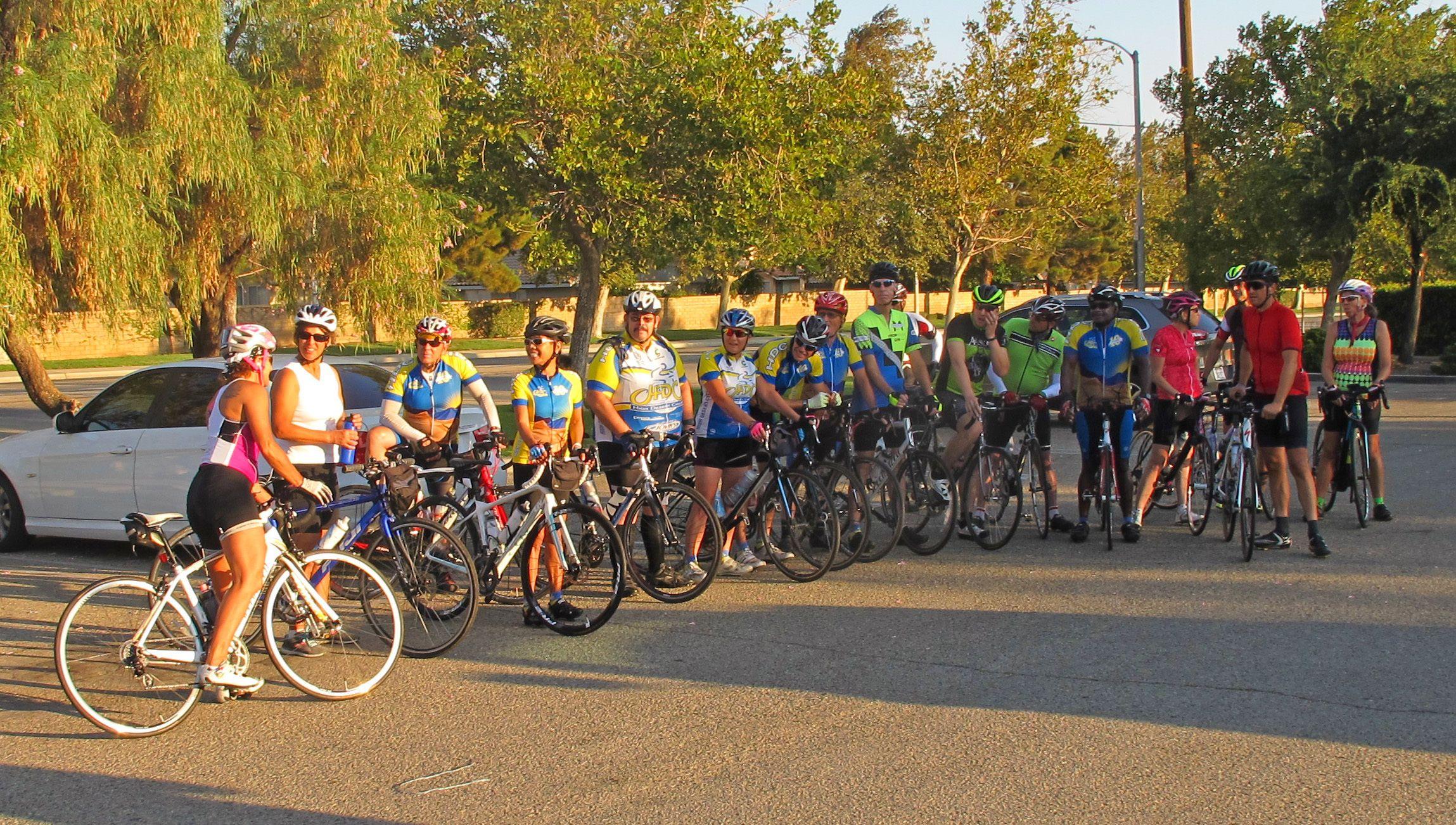 High Desert Cyclists (Antelope Valley) Meetup Group