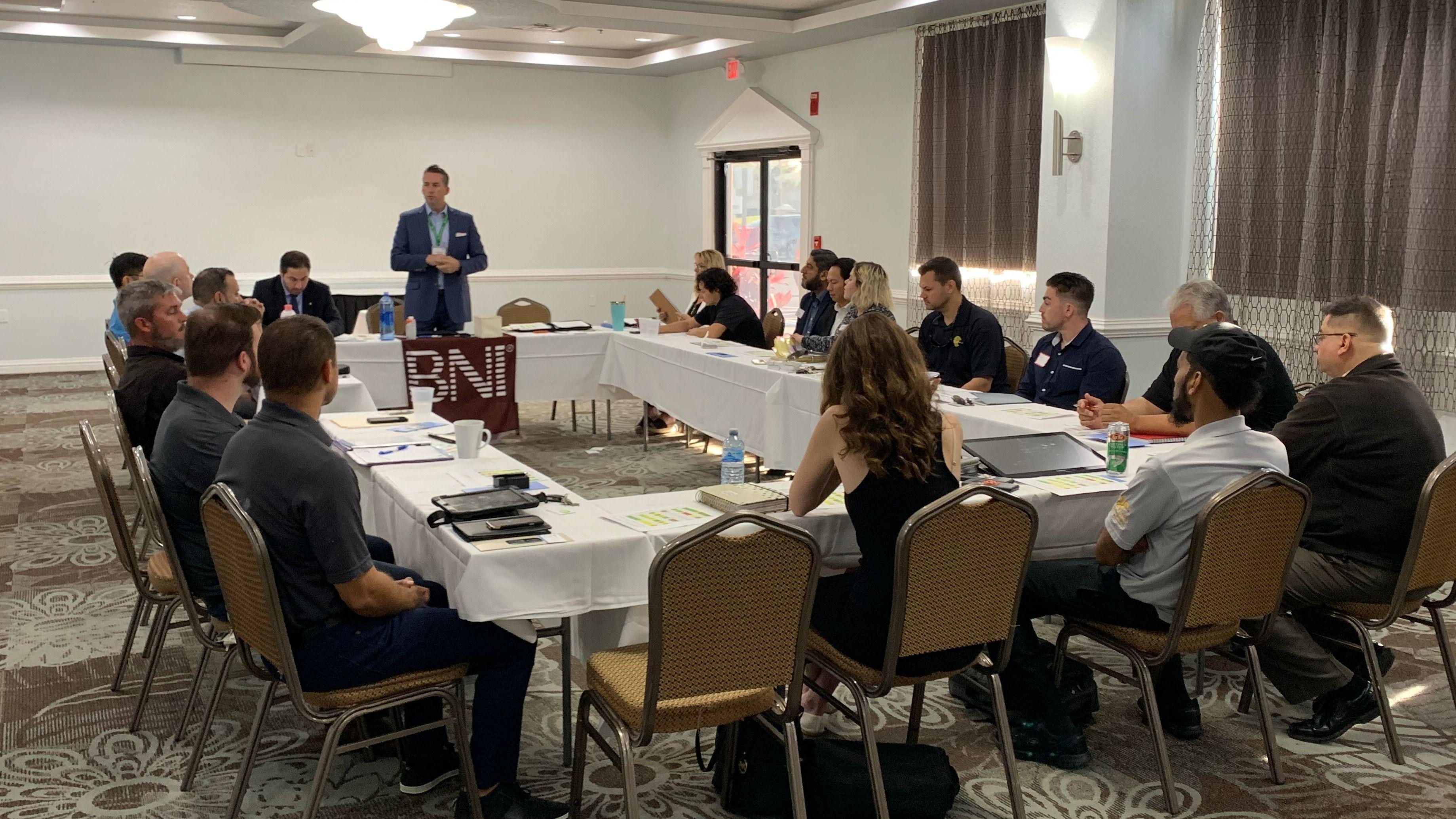 Orlando Business Referral Group (BNI-Professional Alliance)