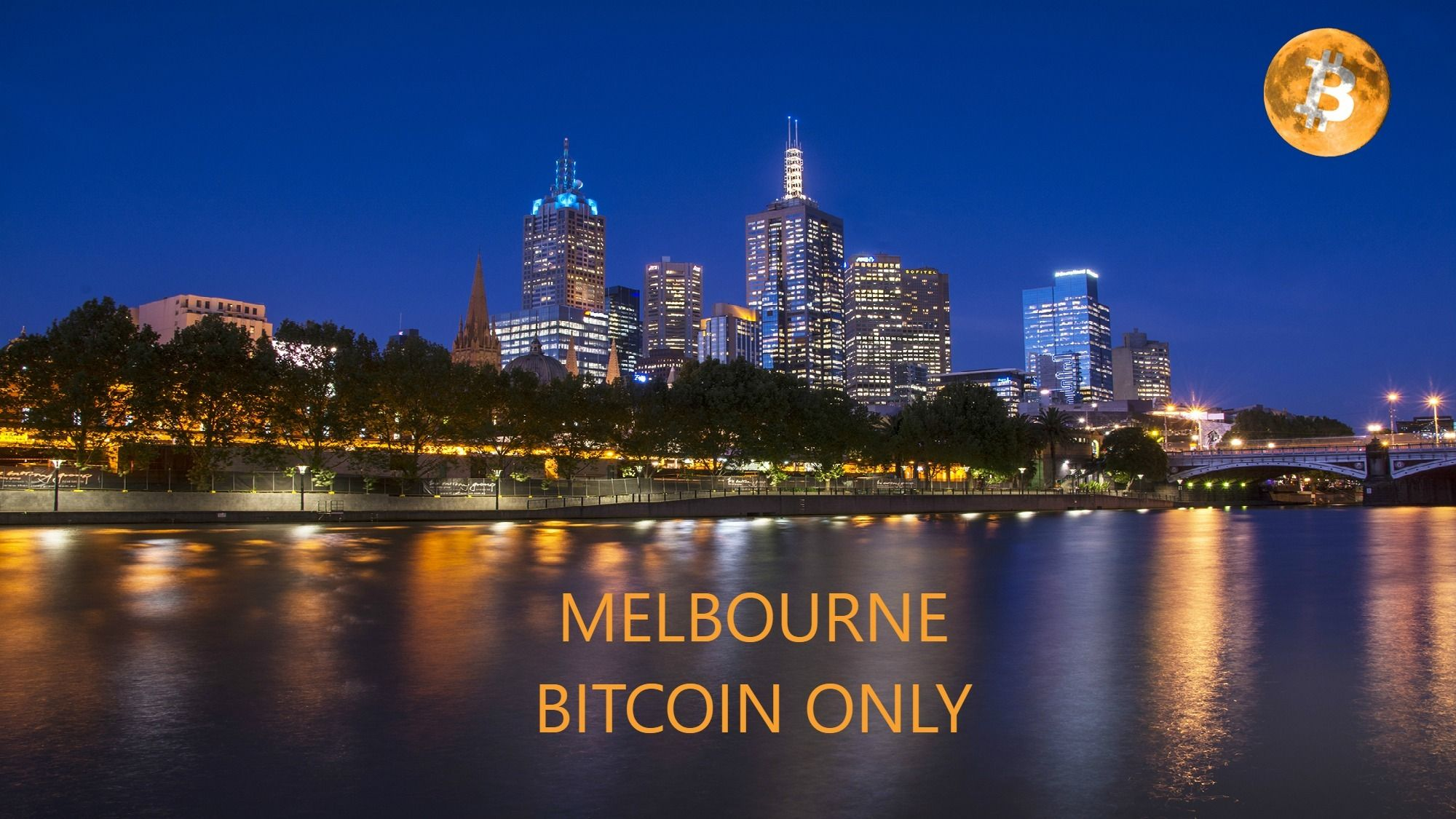 Melbourne Bitcoin Only Meetup