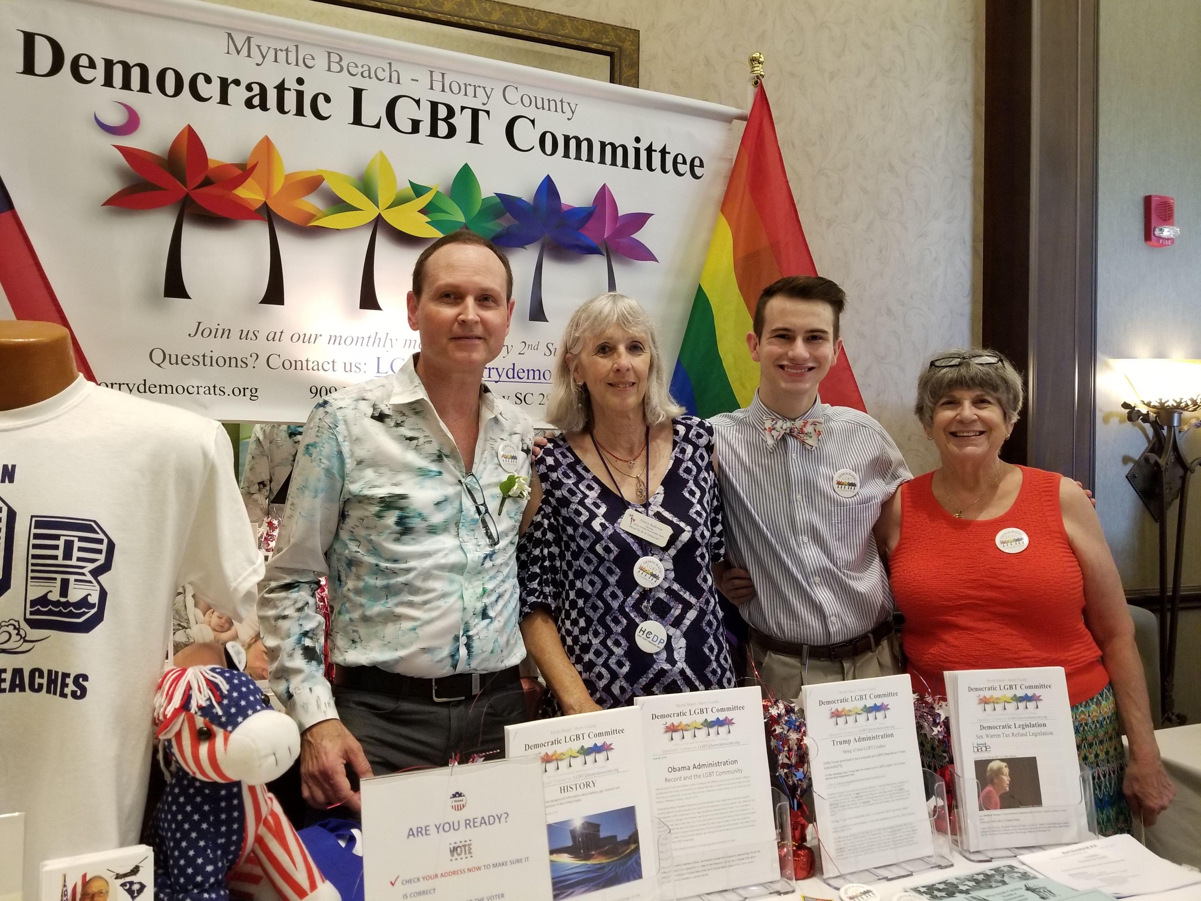 Democratic LGBT Committee of Myrtle Beach
