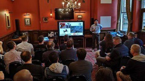 Birmingham Digital and DevOps Meetup