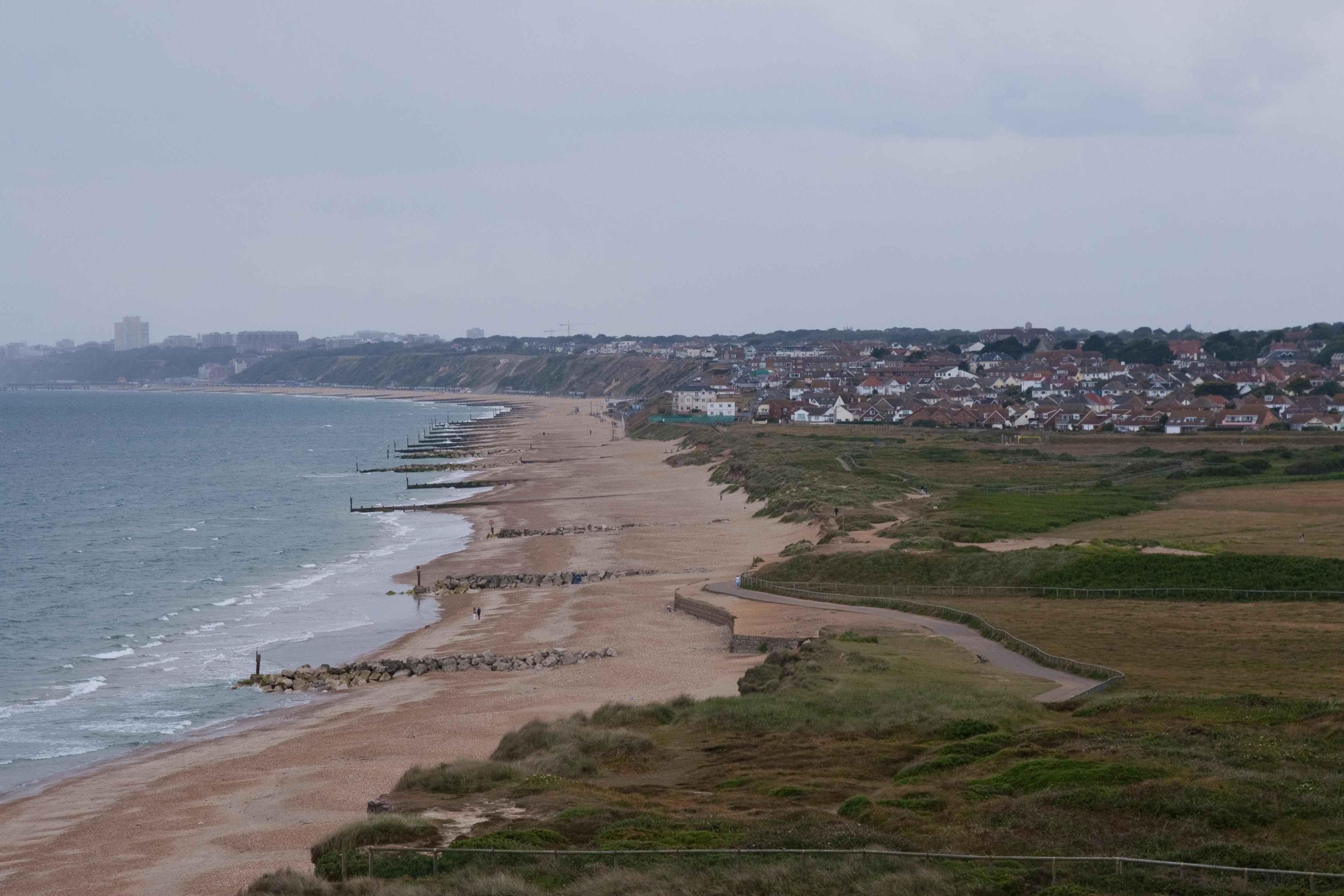Day Out To Mudeford Hengistbury Head Christchurch Beach And 8miles Walk Oxford Social