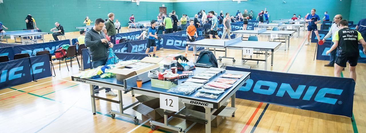 Dublin Table Tennis Meetup