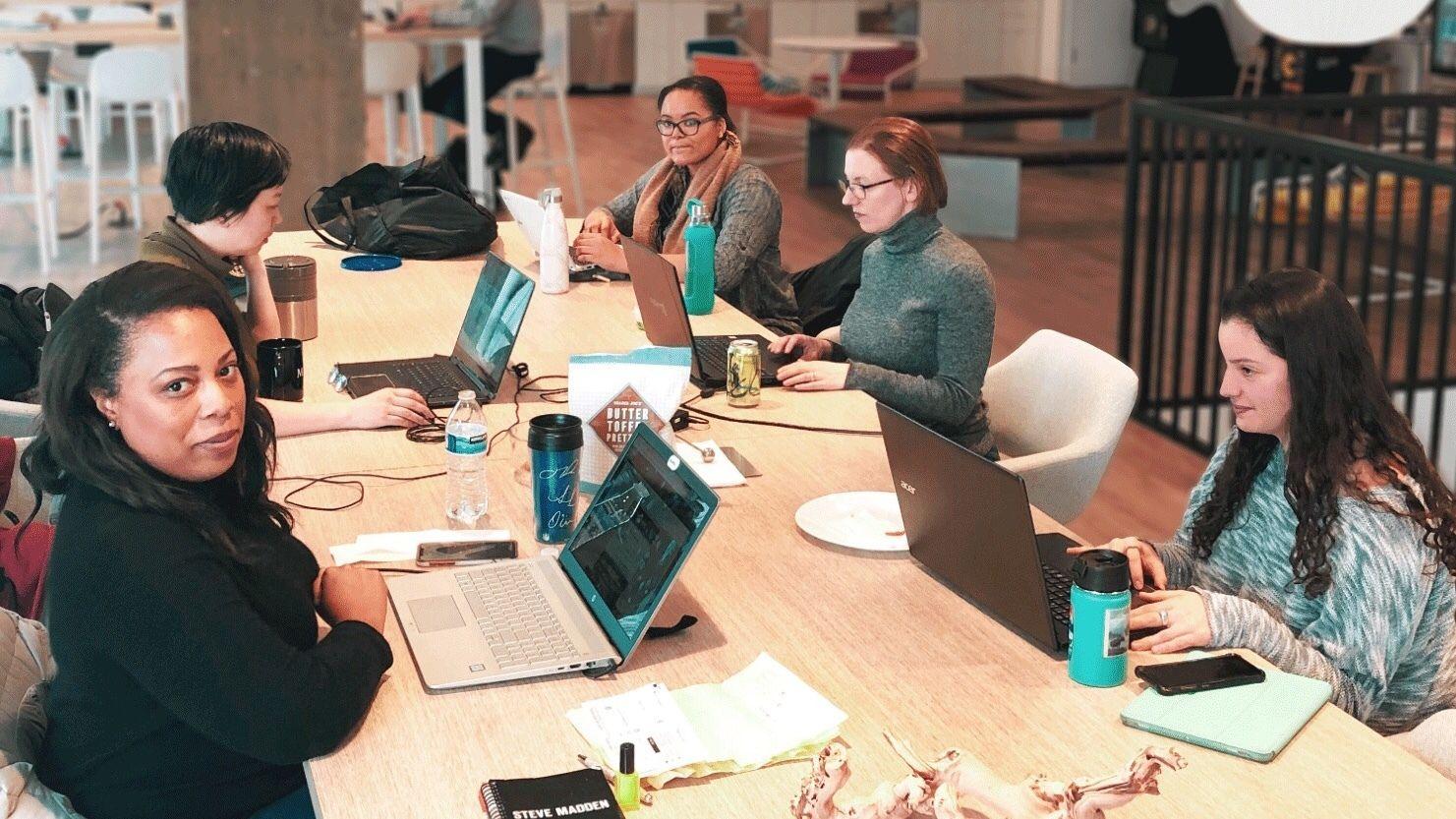 DC Ladies Work Remote - Freelancers, Entrepreneurs, Remote