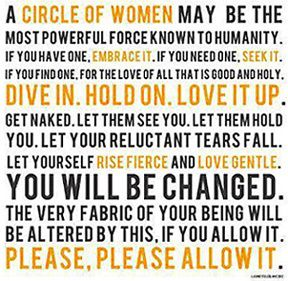 Wise Women's Talking Circles