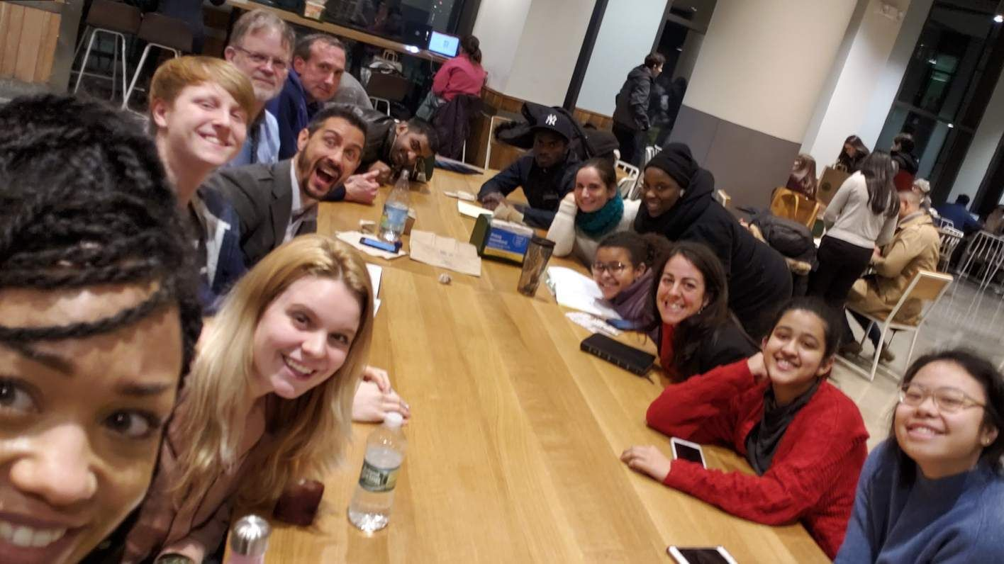 Manhattan United - discussion group