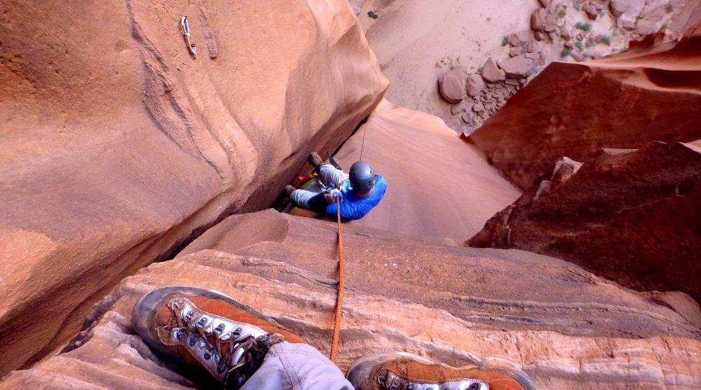 Southern Utah Canyoneering