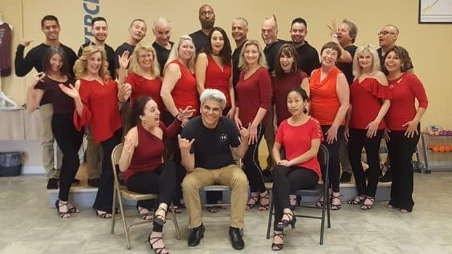 Learn To Dance Salsa (and more!) in Roseville