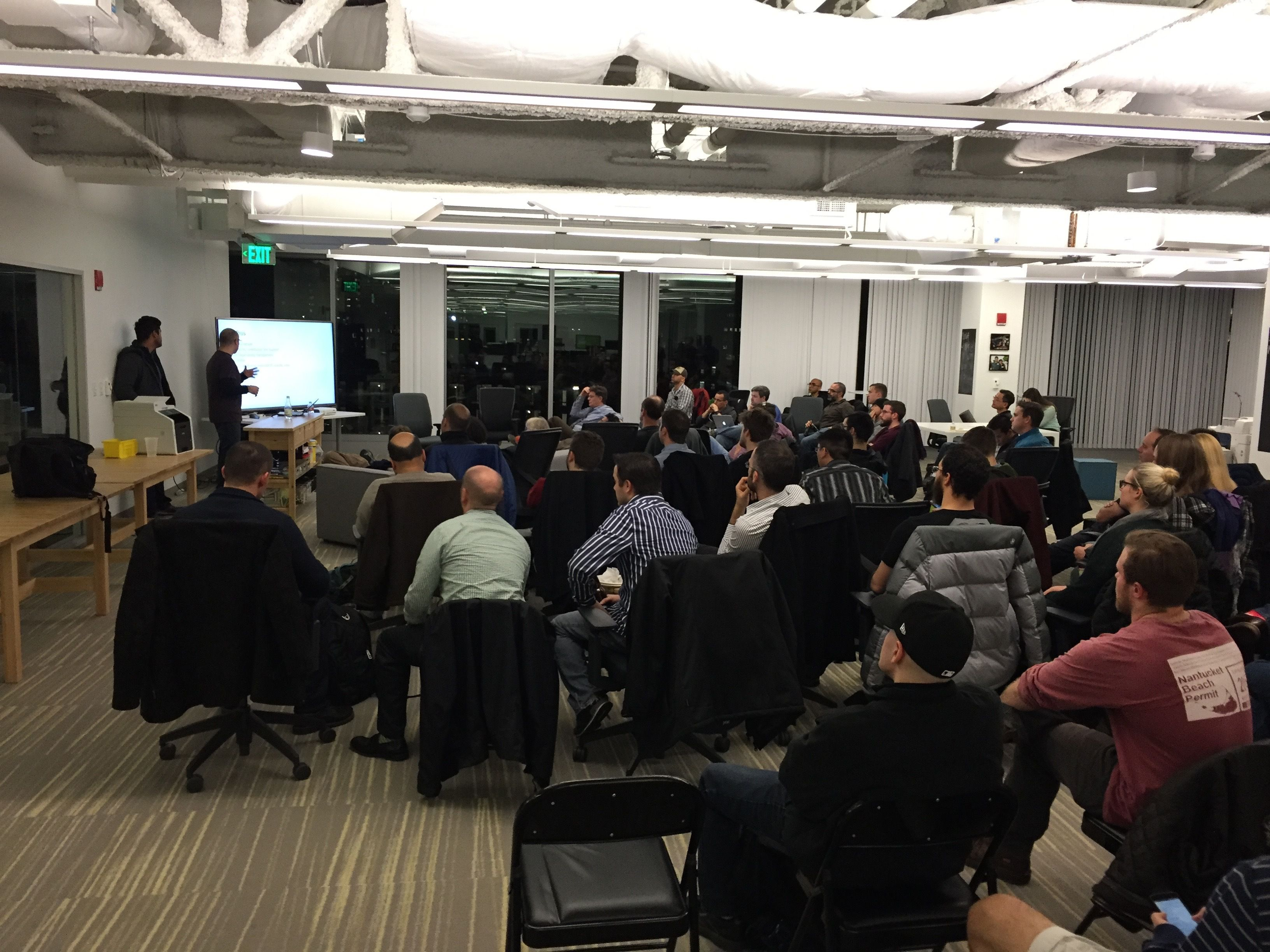 ReactJS Boston