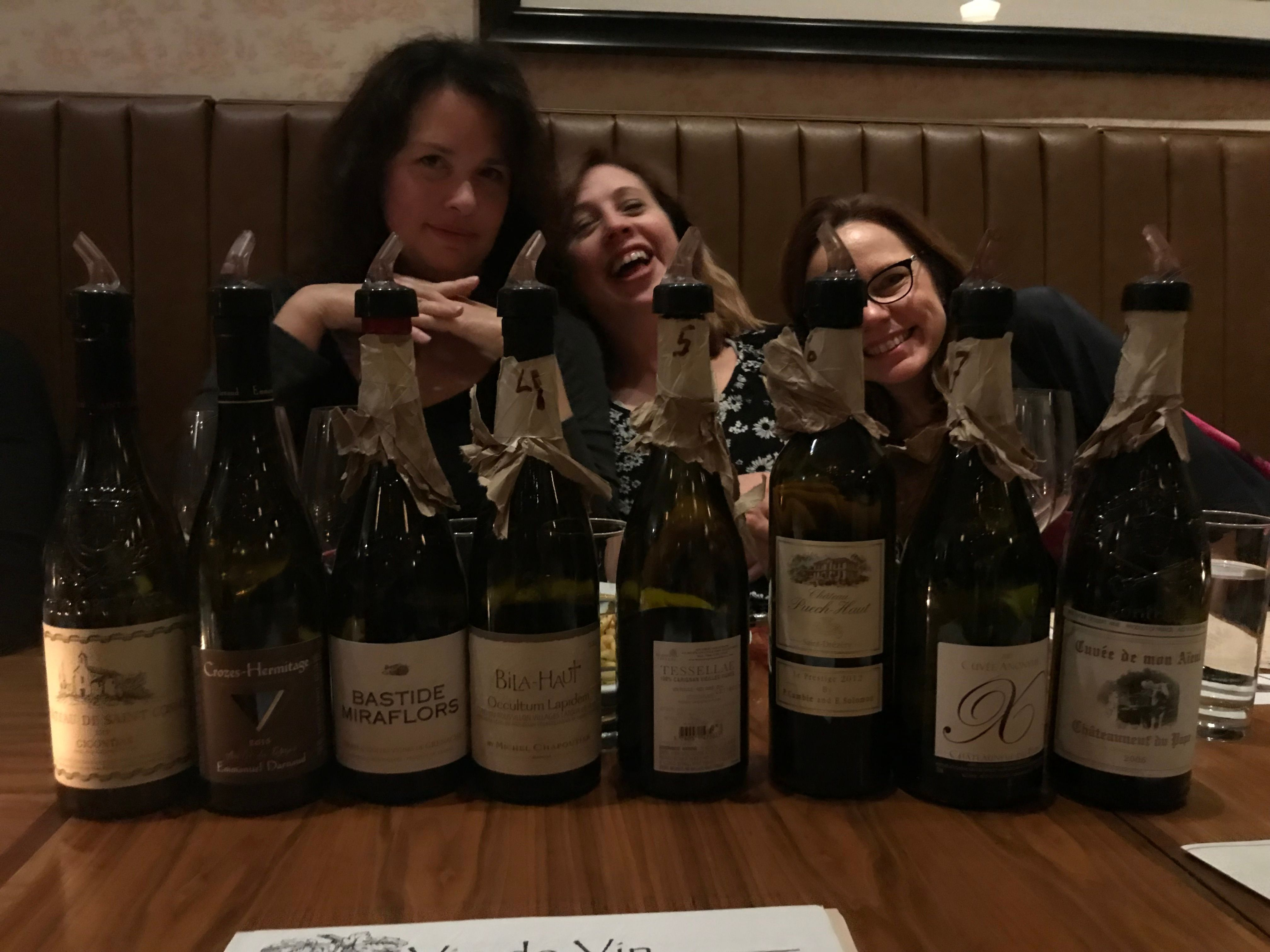 Portland Wine Tasting Group (PDX WTG)