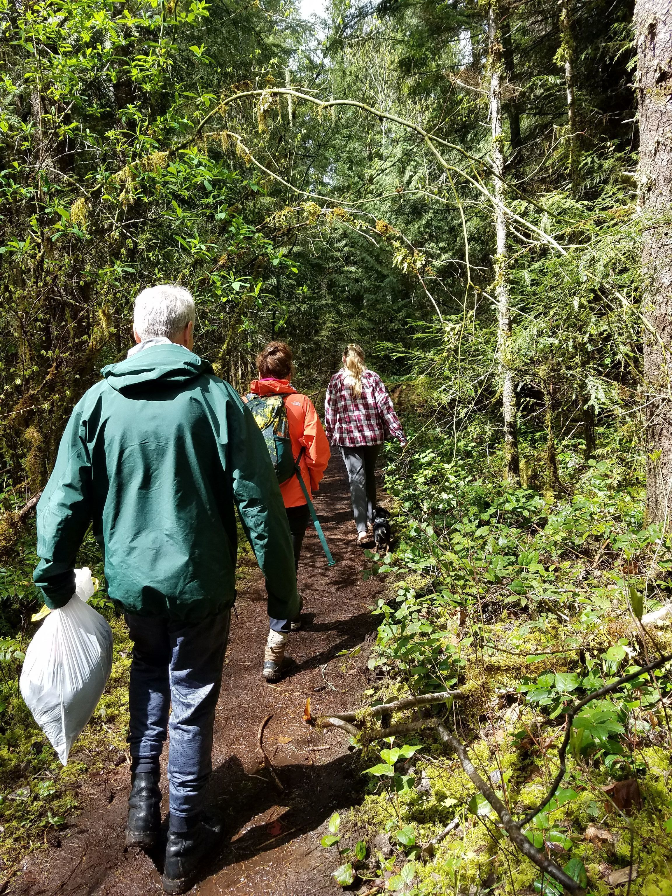 Photos - TREKKERS NORTHWEST extreme hiking for the physically fit