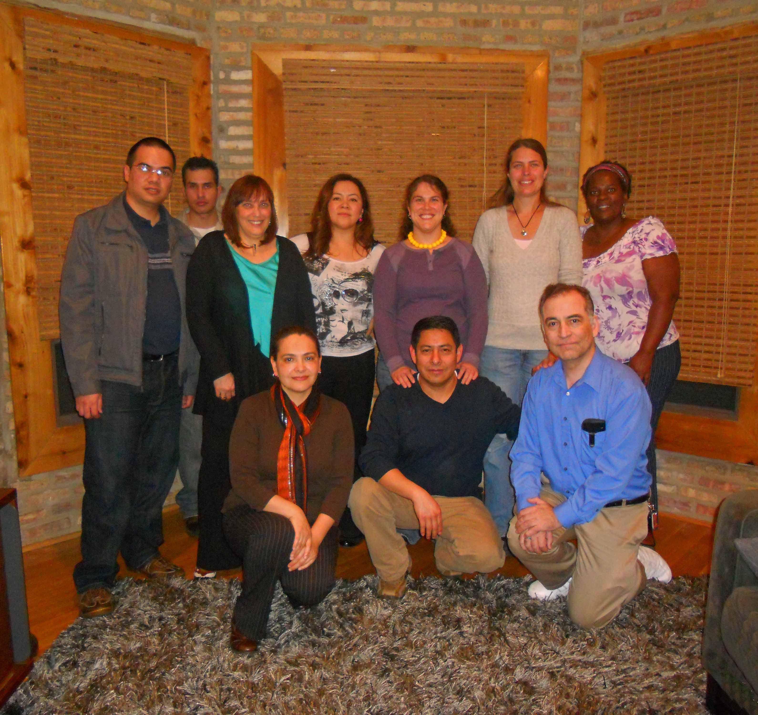 The Chicago Spanish Language Meetup Group