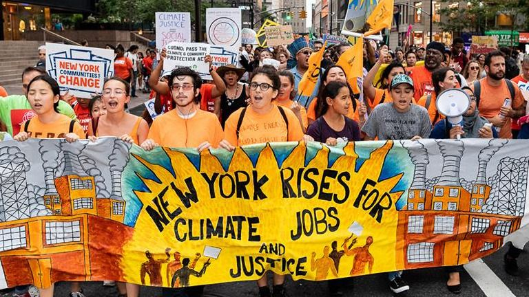 People's Climate Movement - NY