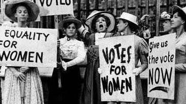 Suffrage Walk