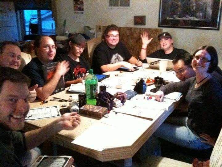 The Denver RPG Group