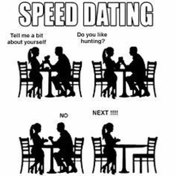 Speed dating lines