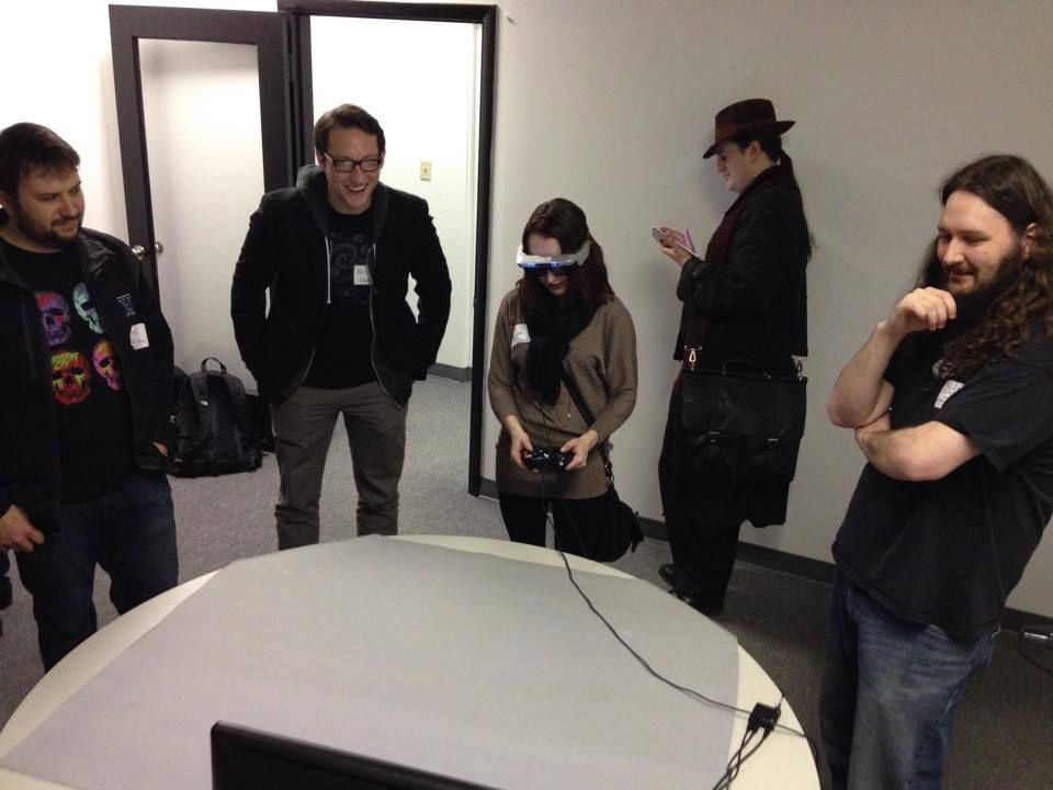 Seattle VR:  Panels and Presentations