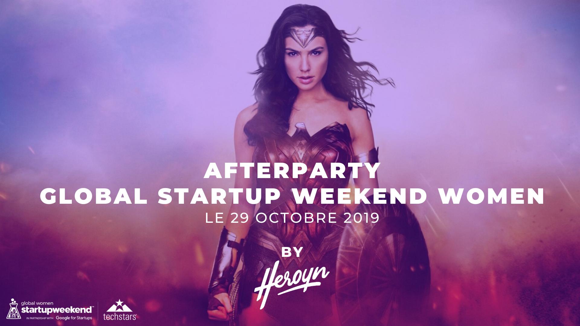 Startup Weekend X Hackathon by L'Ascenseur Corpo & Heroyn