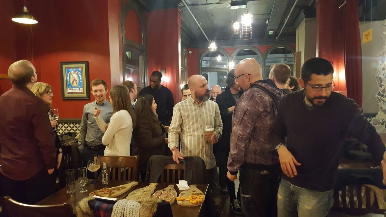 The Manchester Spanish Language Meetup Group